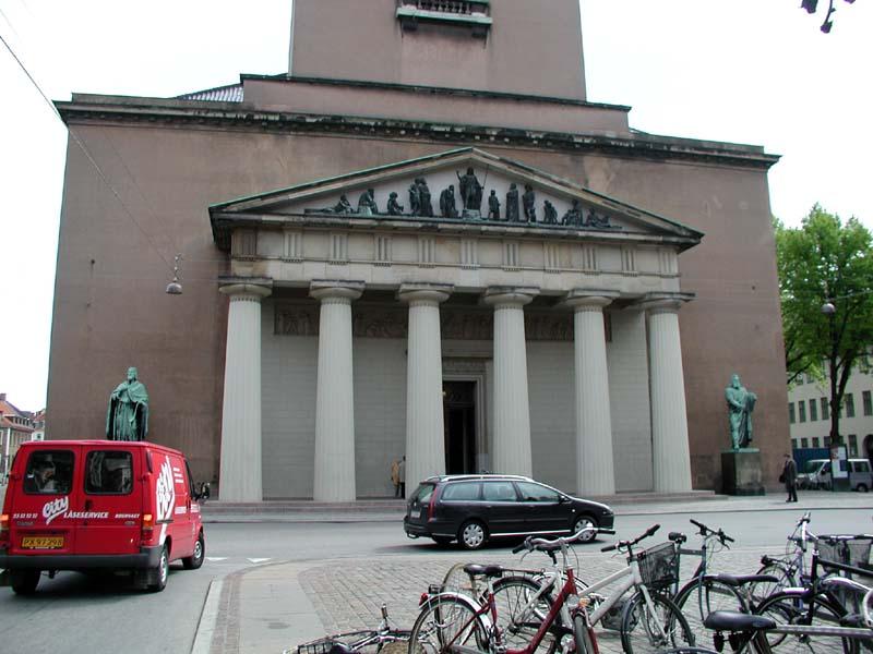 engelsk kirke københavn