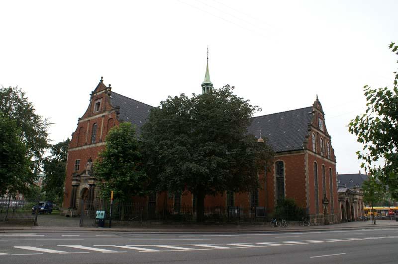 Holmens Kirke / Bremerholm Kirke, København