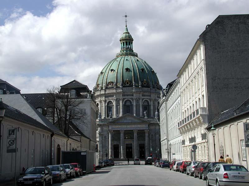 frederiks kirke copenhagen